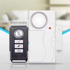 Alarme maison sécurité anti-effraction détecteur d'ouverture Porte et Fenêtre