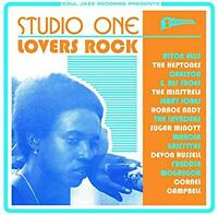 Soul Jazz Records Presents - Studio One Lovers Rock [VINYL]