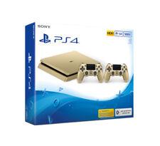 Sony PlayStation 4 Slim 500GB Gold Console