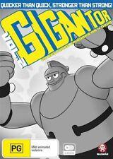 Gigantor - The Collection : Part 2 (DVD, 2010, 4-Disc Set)-REGION 4-free postage
