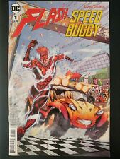 The FLASH / Speed Buggy #1 (2018 Hanna Barbera DC Comics) ~ VF/NM Book