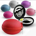 Portable Carrying Hard Storage Case Box Bag For Earphone Headphone Headsets