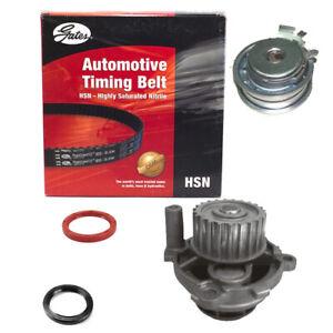Timing Belt Kit & Water Pump For Volkswagen Caddy 2K BGU BSE 1.6L SOHC