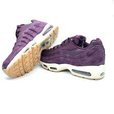 Nike Air Max 95 SE Bordeaux Athletic Shoes Mens Size 10.5 Burgundy Cream Sand