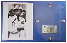 italo Balbo governatore della Libia duce fascismo quadro cornice vetro
