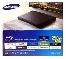 Samsung BD-J5700 BDJ5700 WiFi Blu-ray Disc DVD Player New other Original Bo