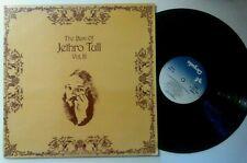 """Jethro Tull the Best of vol3 Spain Vinyl 12 """" 33 Lp Chrysalis 1981"""