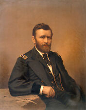 18th president of the untied states, 1822, ulysses s. grant Oil Painting repro