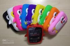 Samsung Galaxy Mini S5570 Cute Penguin Silicone Soft Phone Case Cover