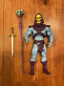 MOTUC, Skeletor 2.0, Filmation complete figure Masters of the Universe Classics