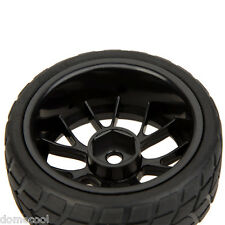 1/10 Rally Car Wheel Rim + Tire 20101 for Traxxas HSP Tamiya HPI Kyosho 4Pcs