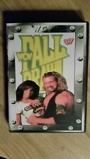 WCW FALL BRAWL 1997 DVD WITH COUNTDOWN SHOW