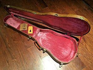 Gibson Custom Shop 1959 Les Paul Lifton ReIssue Costa Rica HardShell Guitar Case