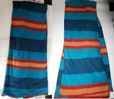SCIARPA A STRISCE COLORATE PULL & BEAR BRAND STRIPED SCARF FOR ALL SEASONS