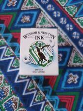 Windsor & Newton Ink Emerald Verde Veronese 14ml new in box