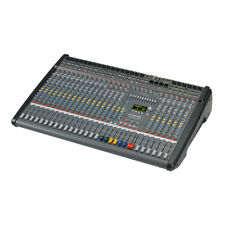 Dynacord PowerMate 2200-3 22 Channel Powered Mixer Mixing Desk 2 x 1000W Effects