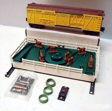 1984 Lionel 9224 Churchill Downs Operating Horse Car, Mint/OB