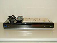 Panasonic DMR-BST700 3D Blu-ray Recorder / 320GB HDD, inkl. FB&BDA, 2J. Garantie