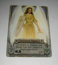 Guardians Archangel Odessa collectible trading card game tcg/ccg Ultra Rare 1