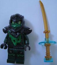 Lego® Ninjago® böser grüner Ninja Evil Green Ninja mit Schwert aus 70732 Neu