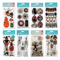 Jolee's Boutique HALLOWEEN THEME Dimensional Stickers - CHOOSE ONE!