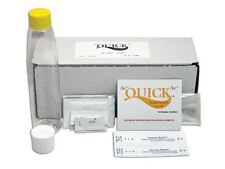 Arsenic Test Kit for Wood, 5 Tests, Detects 0 - 500ppb, Arsenic Quick, 481396-W