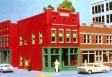 RIX PRODUCTS / SMALLTOWN USA MIKE'S MARKET BUILDING Kit HO Scale 699-6001