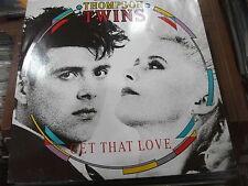 "Thompson Twins – Get That Love  ' 12 "" MINT 1987"