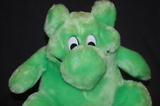 "Vintage 9"" PLUSH Green Kodak Film  Kolorkins Korean STUFFED ANIMAL LOVEY TOY"