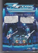 ZZ Top-Live from Texas music DVD