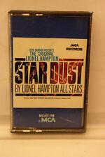 "Gene Norman Presents the ""Original"" Lionel Hampton Stardust Audio Cassette"