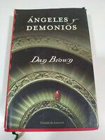 Angeles E Demoni Dan Brown Circulo de Lettori 2004 - Libro Spagnolo