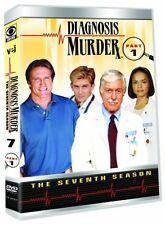 Diagnosis Murder: The 7th Season - Part 1 - 3 DISC SET (2013, DVD New)