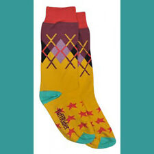 Socks ARGYLE and stars Adult NEW! by Tuffrider