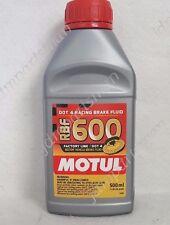 RBF600 RACING Brake Fluid - MOTUL DOT 4 Brake Fluid 594°F Dry (500 ml) 100949