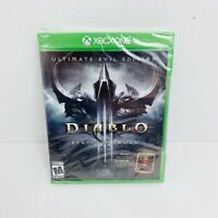 Diablo III Reaper of Souls Ultimate Evil Edition: Xbox One [Brand New] Free Ship