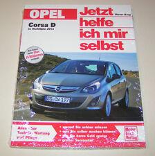 Reparaturanleitung Opel Corsa D - Benziner, LPG, Diesel - ab Modelljahr 2013!