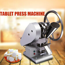 Automatic Tablet Press Machine Electric Single Punch Pill Maker Equipment