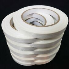 """1/2"""" x 60 Yards Filament Reinforced Strapping Fiberglass Tape 3.9 mil 10 Pack"""
