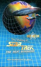 The Making of Star Trek The Next Generation  Gold Edition 100 Trading Card (1994