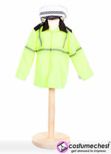Childrens Girls Boys 3-5 years Traffic Police Costume by Pretend To Bee