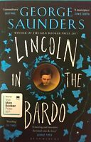 Lincoln in the Bardo By George Saunders Paperback Book New