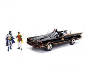 Jadatoys Modellauto Batman Classic Batmobile 1:18