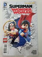 SUPERMAN WONDER WOMAN #13 (2015) DC 52 COMICS LEGO VARIANT COVER 1ST PRINT NM
