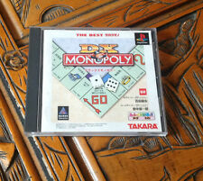 DX Monopoly [The Best] - PS1 - NTSC Japan/Japanese import