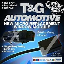 Renault Megane / Scenic electric window module. Repair. Fixes to your motor