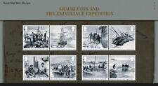 Expedición de Shackleton y la resistencia Royal Mail Presentación Paquete de 2016