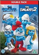 Smurfs / Smurfs 2 (DVD,  2-Disc Set, Box set)