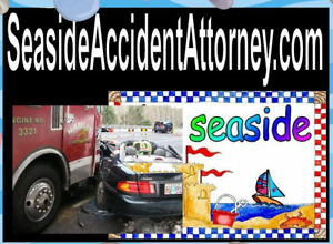 Seaside Accident Attorney .com Legal Car Crash Dui Injury Domain Name For Sale