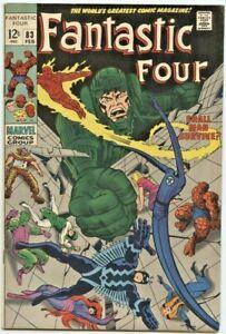 Marvel Comics: Fantastic Four #83 (1st Series)  VF